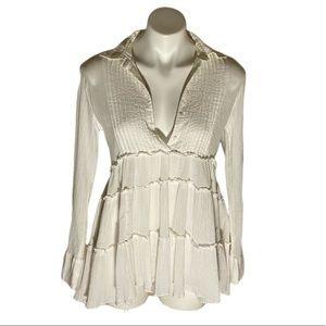 Denim & Supply Ralph Lauren Tiered Boho Tunic